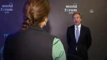 YAPAY ZEKA - RÖPORTAJ - Dünya Ekonomik Forum Başkanı Brende Açıklaması - '4. Endüstri Devrimi Kapımızı Çalmış Durumda'