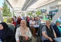 HAYVAN BARINAĞI - Sapanca'da Yaşlılar Haftası Gezisi