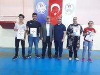 AHMET DEMİR - Siyah Kuşak Sınavları Malatya'da Yapıldı