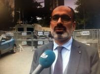 MEDYA DERNEĞİ - Suudi Gazeteci İçin Meslektaşları Konsolosluk Önünde Bekliyor