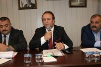 EMLAKÇıLAR ODASı - Trabzon'da İnşaatçılar Ve Emlakçılar Taşınmaz Ticaret Yönetmeliği İle İlgili Bilgilendirildi