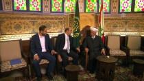 LÜBNAN CUMHURBAŞKANI - Türkiye'nin Beyrut Büyükelçisi Çakıl'dan Nezaket Ziyareti