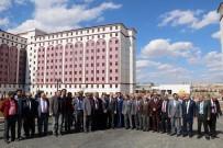 SİVAS VALİSİ - Türkiye'nin En Büyük Yurt Projesi 10 Ayda Tamamlandı