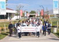 YUSUF ZIYA YıLMAZ - Tuşba'da 'Dünya Yürüyüş Günü' Etkinlikleri