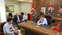 Tutak'ta Halk Günü Toplantısı