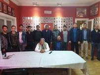 ÜLKÜCÜ - Ülkücü Gençler Şehit Ailelerini Ve Gazileri Unutmadı