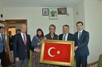 Vali Yazıcı Dursunbey'de Yatırımları İnceledi