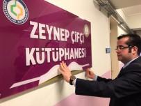 Zeynep'in Adı Okulundaki Kütüphanede Yaşayacak