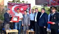 Zonguldak  Valisi Çınar Şehit Ailesi İle Bir Araya Geldi