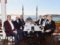 TEVFIK GÖKSU - 2'Nci Bölge Belediye Başkanları Beyoğlu'nda Buluştu