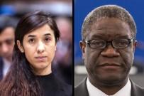 NORVEÇ - 2018 Nobel Barış Ödülü'nün Sahipleri Belli Oldu