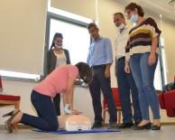SAĞLIK GÖREVLİSİ - Adana BTÜ Personeline İlk Yardım Eğitimi