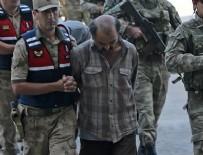 ZEYTİN DALI HAREKATI - Afrin'de yakalanan teröristlerden itiraflar