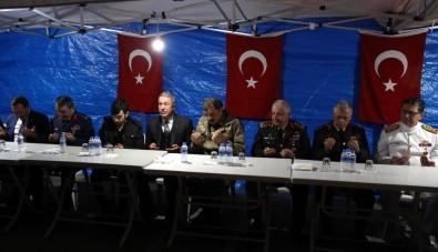 Akar'dan terörle mücadelede kararlılık mesajı