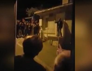 Akşener'in evinin önündeki protestoya 11 gözaltı