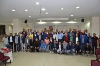 FEDERASYON BAŞKANI - Amatör Spor Kulüpleri Pazaryeri'nde Toplandı