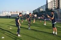 MANISASPOR - Amed Sportif'de Manisaspor Hazırlıkları