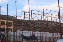 DEMİR ÇUBUK - Antalya'da feci ölüm