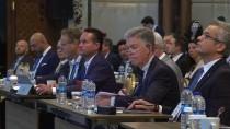 İMAR VE KALKINMA BANKASI - Avrupa Uluslararası Müteahhitler Birliği Konferansı