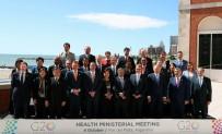 BESLENME ALIŞKANLIĞI - Bakan Koca G20 Sağlık Bakanları Zirvesi'nde