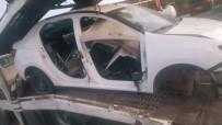 GAYRETTEPE - Başakşehir'de Çalıntı Otomobilleri Parçalayan 2 Kardeş Yakalandı
