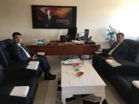Başkan Şentürk'ten MYO'ya Ziyaret