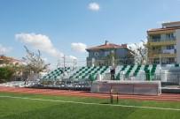 Bayramiç Stadyumu'nun Çehresi Değişiyor