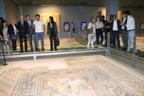 BAĞLıKAYA - Büyükelçiler ZEUGMA Müzesini Gezdi