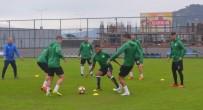 MEHMET CENGİZ - Çaykur Rizespor Kayserispor Maçının Hazırlıklarını Tamamladı