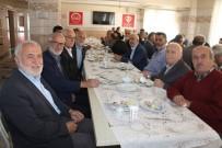 Emekli Din Görevlileri Kahvaltıda Buluştu