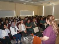 KARIN AĞRISI - Emet'te 'Anne Sütü Ve Önemi' Eğitimi
