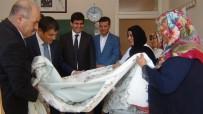 BAĞLAMA - Erciş Halk Eğitim Merkezi Müdürlüğü Faaliyetleriyle Takdir Topluyor