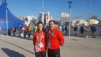 Erzincanlı Milli Sporcu Olimpiyatlarda