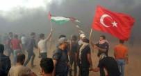 SAĞLIK GÖREVLİSİ - Gazze Sınırında 2 Kişi Hayatını Kaybetti