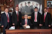 TÜRK ORDUSU - GMİS Yönetim Kurulu 'Terörü Lanetliyoruz'