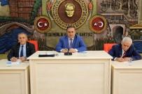 SAĞLIK KOMİSYONU - Gümüşhane İl Genel Meclisi'nin Ekim Ayı Toplantıları Sona Erdi