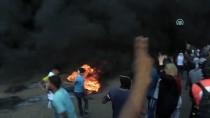 SAĞLIK GÖREVLİSİ - GÜNCELLEME 2 - Gazze'deki Barışçıl Gösterilerde Biri Çocuk 3 Filistinli Şehit Oldu