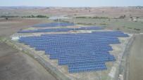 ELEKTRİK ÜRETİMİ - Güneş Tarlasında Hasat Yapıldı Açıklaması 190 Bin Kwh Elektrik