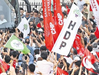 HDP ve CHP'li vekiller hakkında fezleke