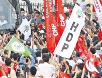 ZEYTİN DALI HAREKATI - HDP ve CHP'li vekiller hakkında fezleke