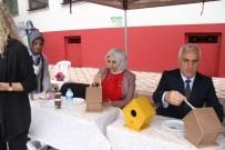 YAVRU KÖPEK - 'Her Okulun Bir Hayvanı Olsun, Yürekler Birlikte Atsın' Projesinin İlk Adımı Atıldı