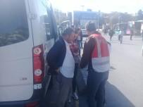 POLİS HELİKOPTERİ - İstanbul'da Helikopter Destekli 'Kurt Kapanı 25' Uygulaması