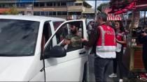 POLİS HELİKOPTERİ - İstanbul'da 'Kurt Kapanı-25' Uygulaması