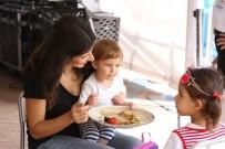 GASTRONOMİ FESTİVALİ - İzmir'de Mavibahçe Gastronomi Festivali Başladı