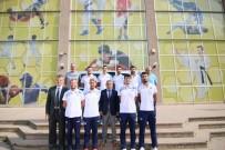 KAĞıTSPOR - Kağıtspor Kulübü'nden Voleybol A Takımı