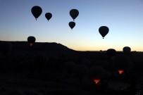 KAPADOKYA - Kapadokya Bölgesini Eylül Ayında 320 Bin 696 Turist Ziyaret Etti