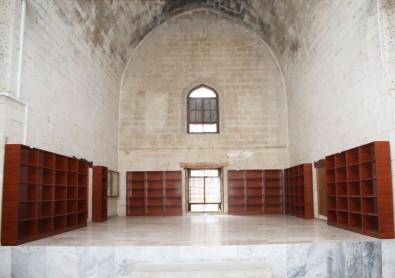 Karaman'da Hatuniye Medresesi Millet Kıraathanesi Oluyor