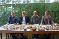 MARATON - Manisa BBSK Yönetimi Kahvaltıda Buluştu