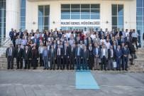 UĞUR POLAT - MASKİ 40 Milyon TL Maliyetindeki 14 Altyapı Projesini Tanıttı