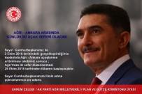 UÇAK SEFERLERİ - Milletvekili Çelebi Açıklaması 29 Ekim'de Ankara'ya Günlük İki Sefer Başlıyor